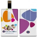Custom USB Flash Disk – Card Model